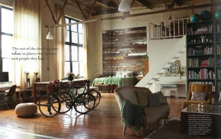 Decoracion retro industrial - Decoracion vintage industrial ...